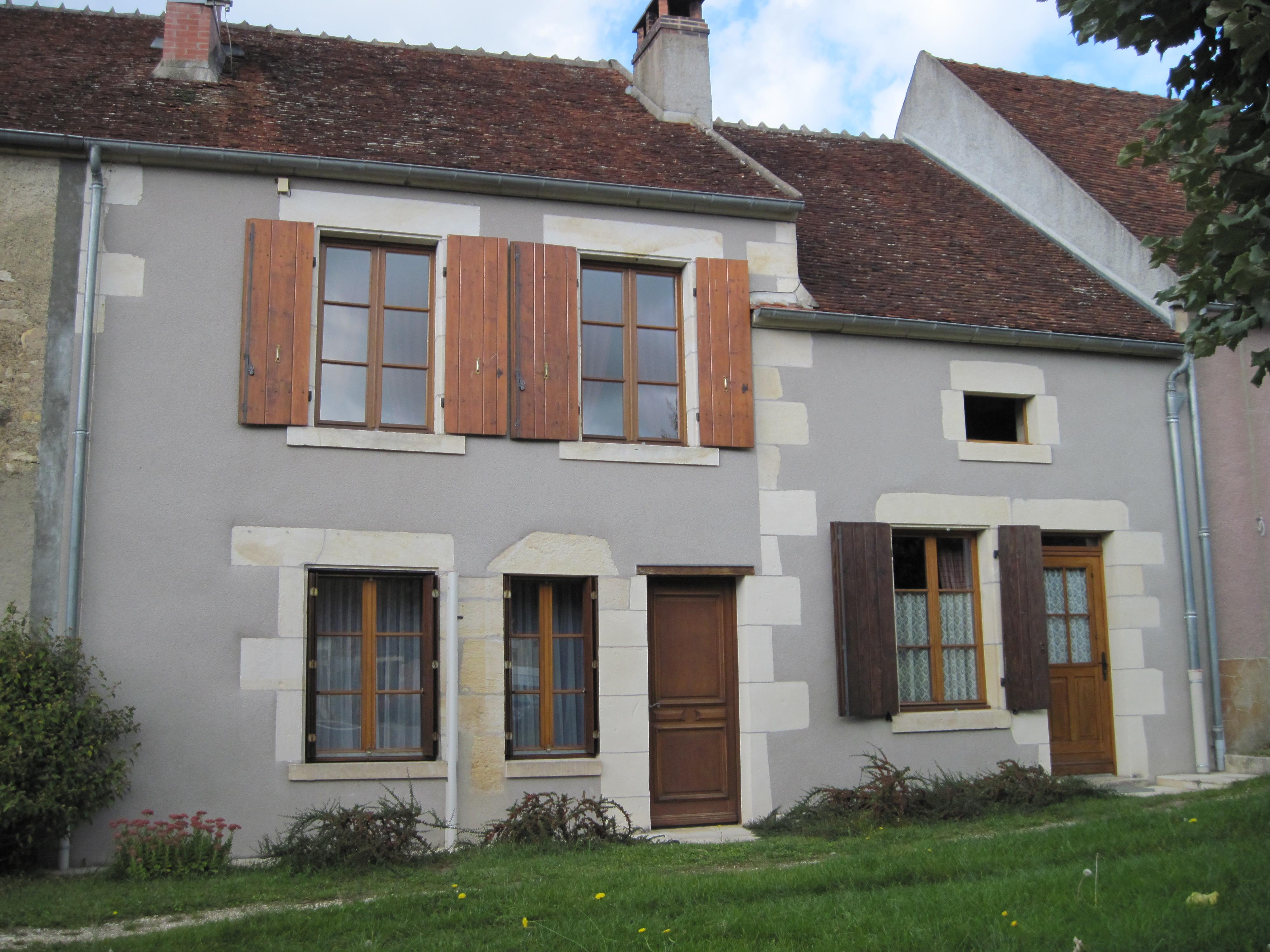Maison 98 m² habitables