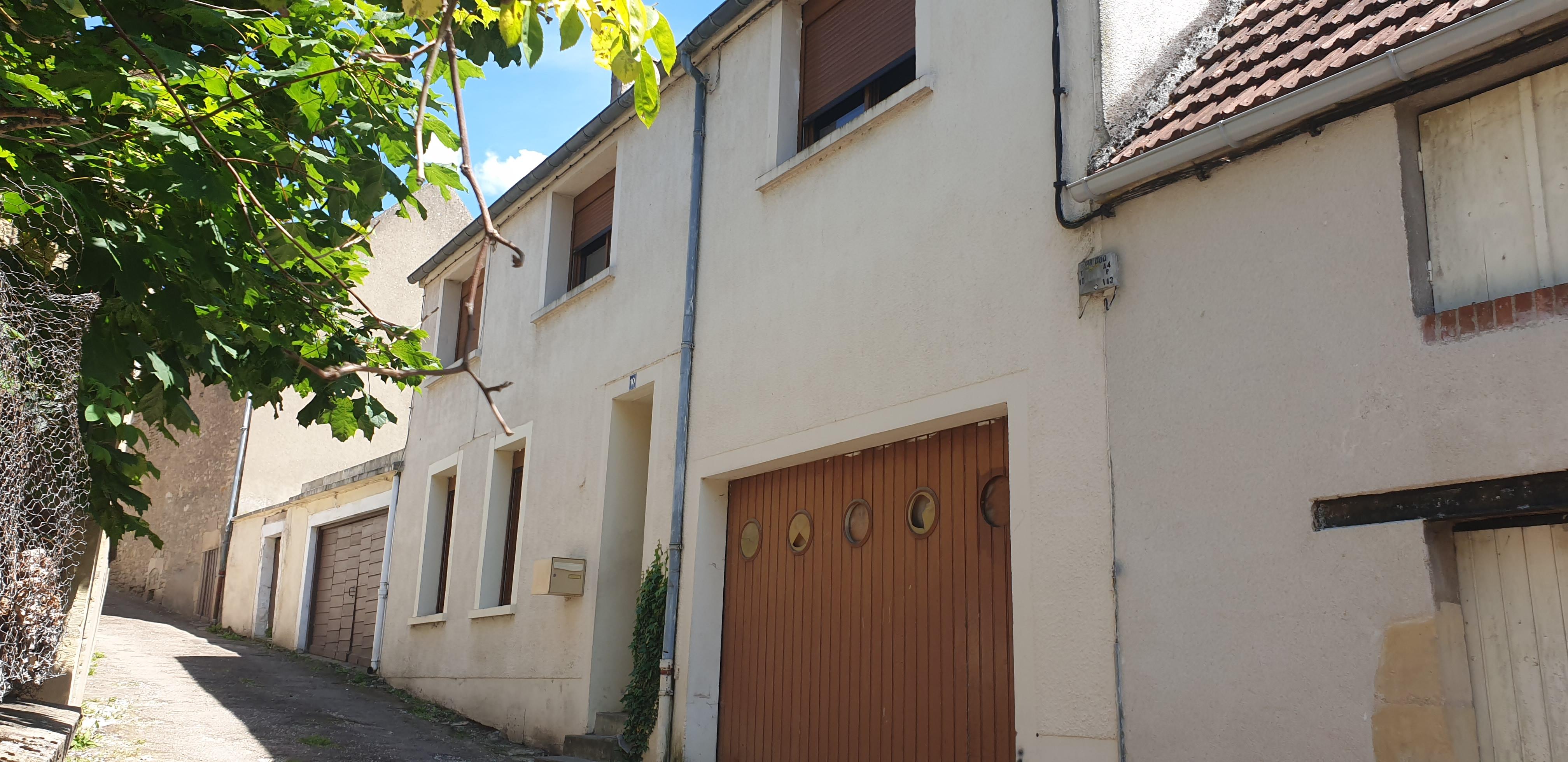 Maison 90 m² habitables