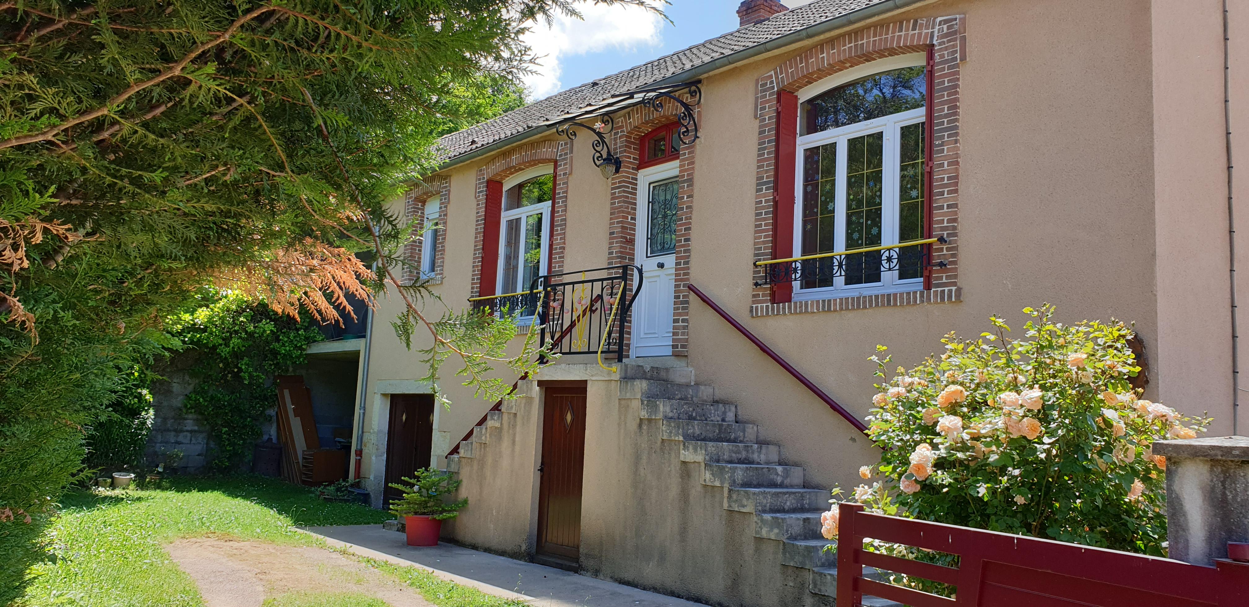 Maison 68 m² habitables